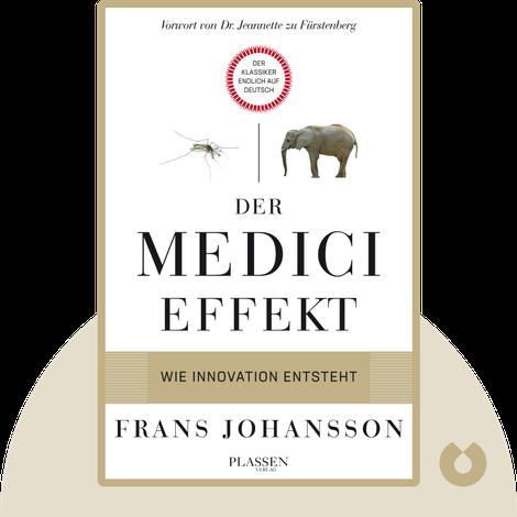 Der Medici-Effekt by Frans Johansson