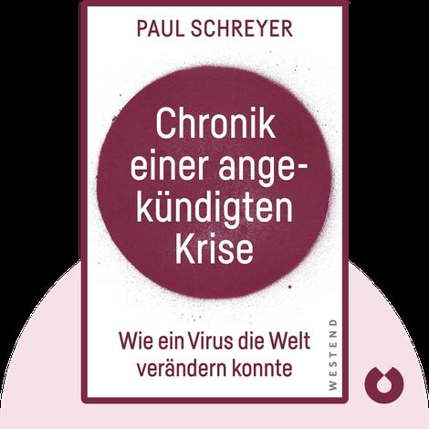 Chronik einer angekündigten Krise by Paul Schreyer