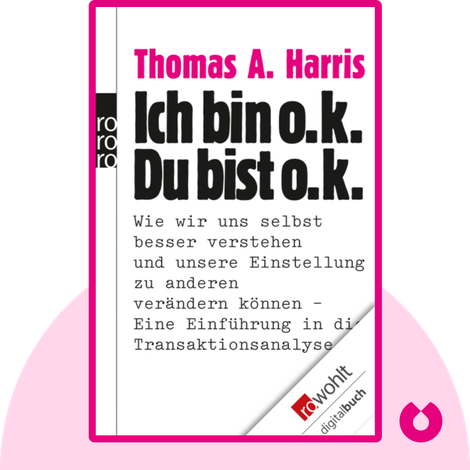 Ich bin o.k. Du bist o.k. by Thomas A. Harris