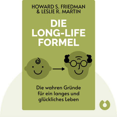 Die Long-Life-Formel by Howard S. Friedman & Leslie R. Martin