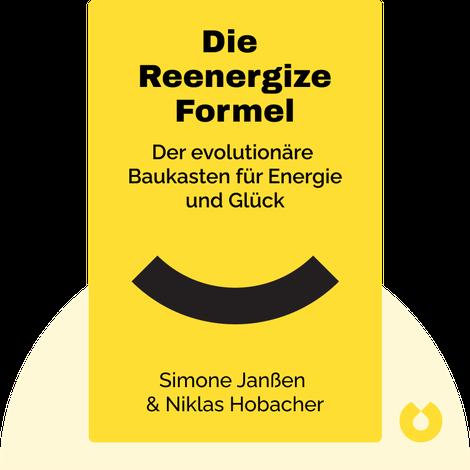 Die Reenergize-Formel by Simone Janßen & Niklas Hobacher