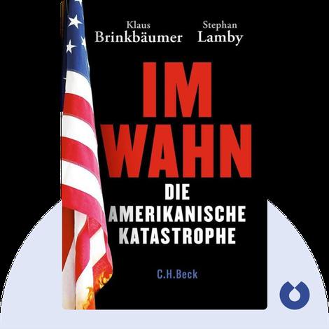 Im Wahn by Klaus Brinkbäumer & Stephan Lamby