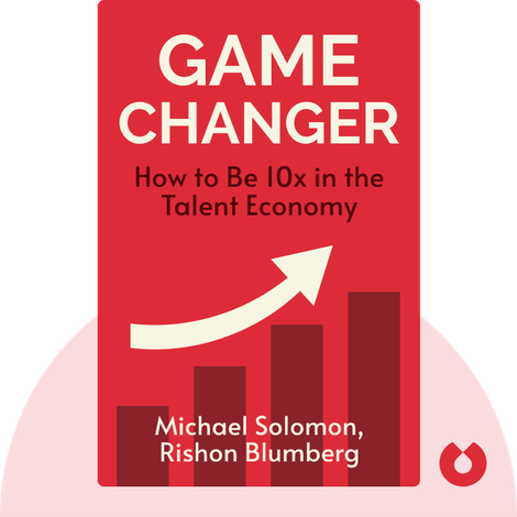 Game Changer by Michael Solomon, Rishon Blumbe