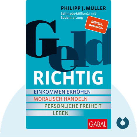 Geldrichtig by Philipp J. Müller