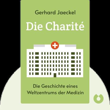 Die Charité by Gerhard Jaeckel