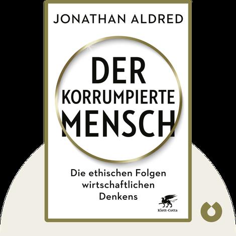 Der korrumpierte Mensch by Jonathan Aldred