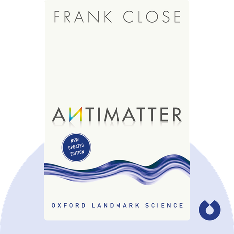 Antimatter by Frank Close