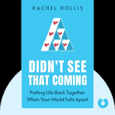Didn't See That Coming by Rachel Hollis