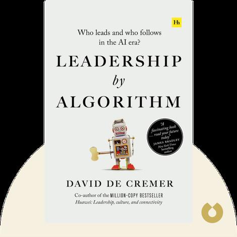 Leadership by Algorithm by David De Cremer