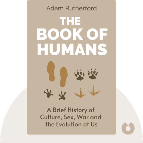 The Book of Humans by Adam Rutherford