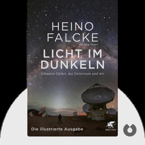 Licht im Dunkeln by Heino Falcke & Jörg Römer