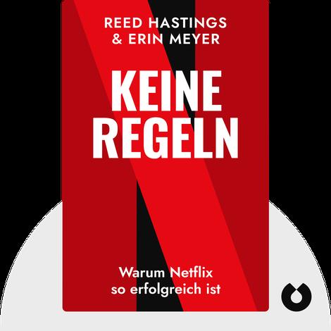 Keine Regeln by Reed Hastings & Erin Meyer