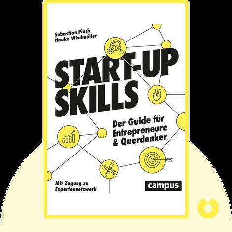 Start-up Skills by Sebastian Pioch & Hauke Windmüller