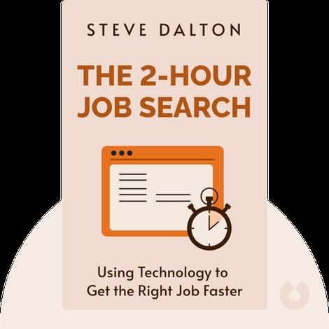 The 2-Hour Job Search by Steve Dalton