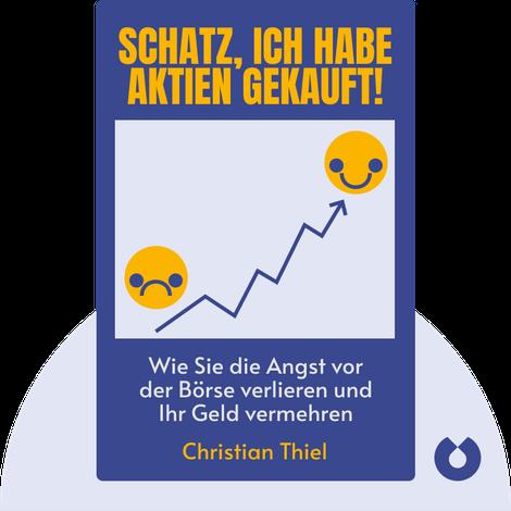 Schatz, ich habe Aktien gekauft! by Christian Thiel