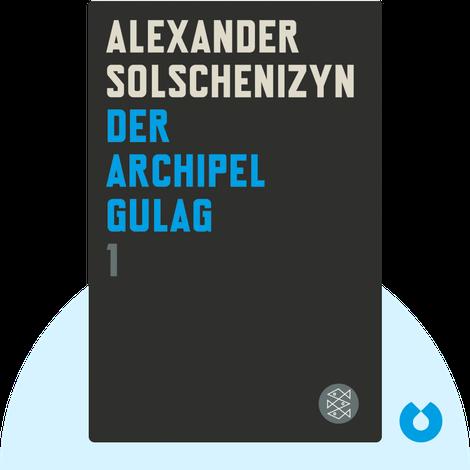 Der Archipel Gulag by Alexander Solschenizyn