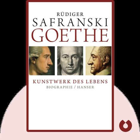 Goethe by Rüdiger Safranski