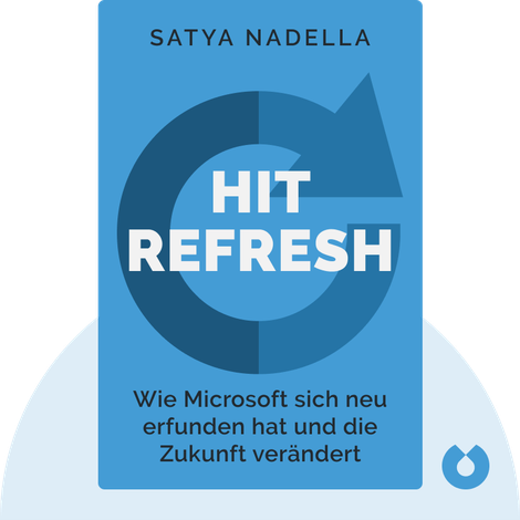 Hit Refresh by Satya Nadella