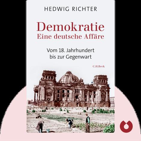Demokratie by Hedwig Richter