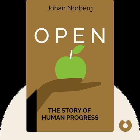 Open by Johan Norberg