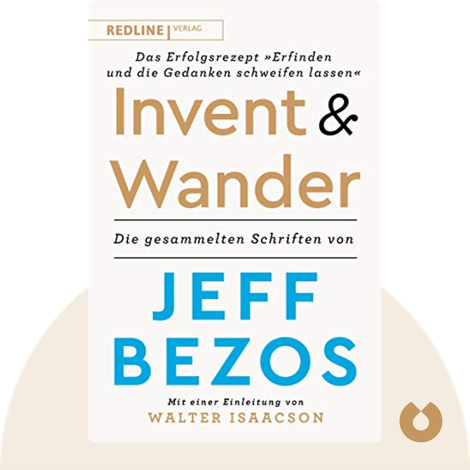 Invent & Wander by Jeff Bezos