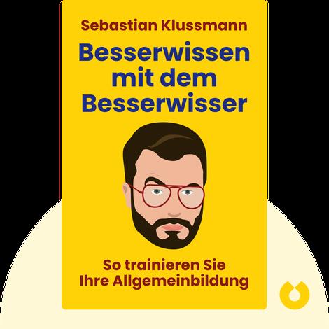 Besserwissen mit dem Besserwisser by Sebastian Klussmann