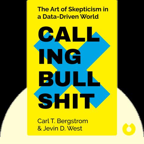 Calling Bullshit by Carl T. Bergstrom, Jevin D. West