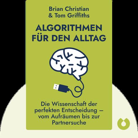 Algorithmen für den Alltag by Brian Christian und Tom Griffiths
