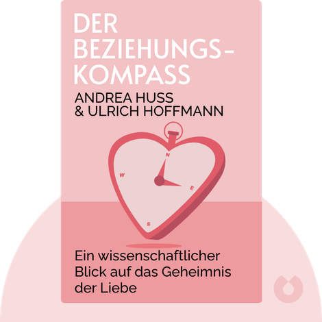 Der Beziehungskompass by Andrea Huss & Ulrich Hoffmann