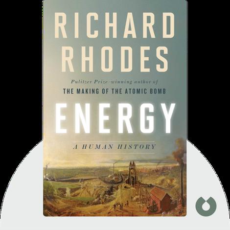 Energy von Richard Rhodes