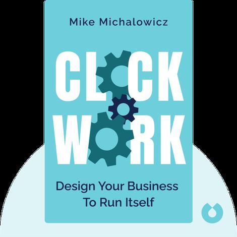 Clockwork von Mike Michalowicz