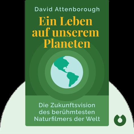 Ein Leben auf unserem Planeten by David Attenborough