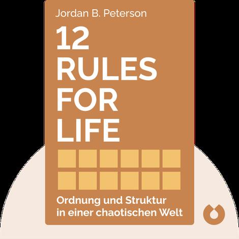 12 Rules For Life von Jordan B. Peterson