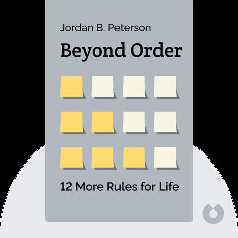 Beyond Order by Jordan B. Peterson