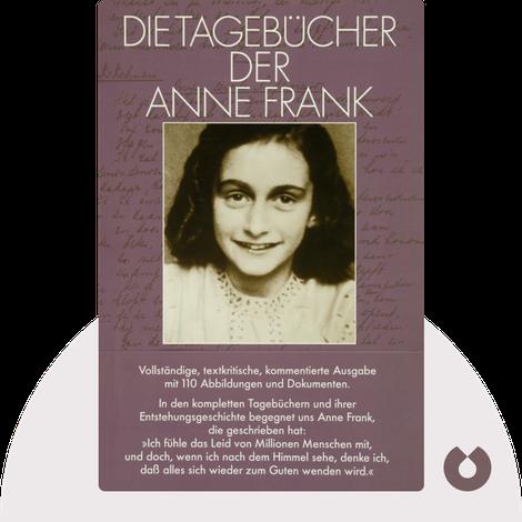 Anne Frank Tagebuch by Anne Frank