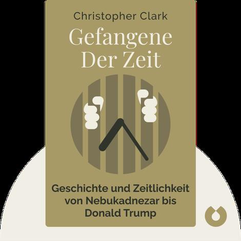 Gefangene der Zeit by Christopher Clark