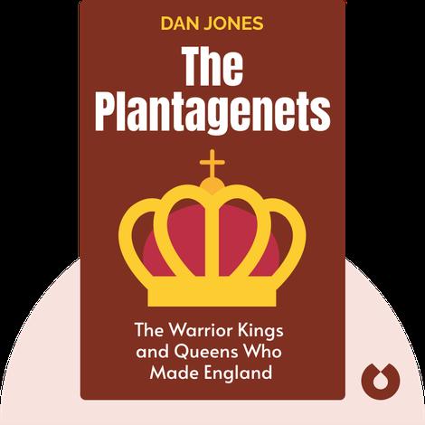 The Plantagenets von Dan Jones