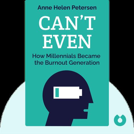 Can't Even by Anne Helen Petersen