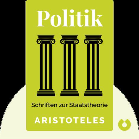 Politik by Aristoteles