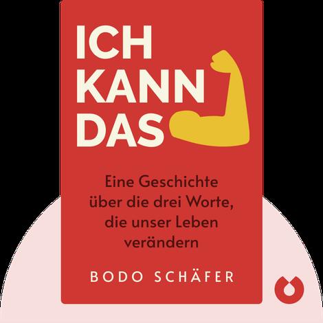 Ich kann das by Bodo Schäfer