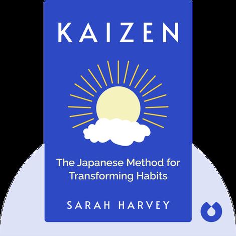 Kaizen by Sarah Harvey
