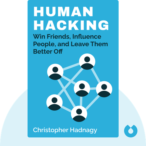 Human Hacking by Christopher Hadnagy with Seth Schulman