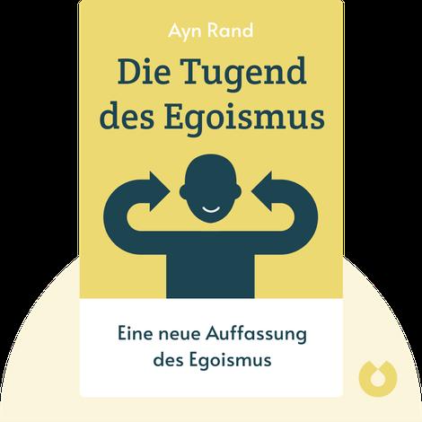 Die Tugend des Egoismus by Ayn Rand