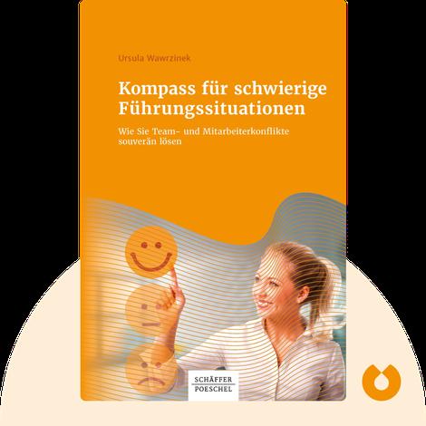 Kompass für schwierige Führungssituationen by Ursula Wawrzinek