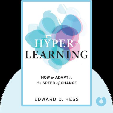 Hyper-Learning by Edward D. Hess