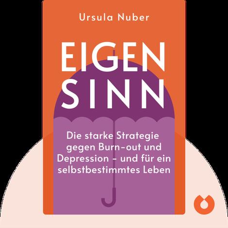Eigensinn by Ursula Nuber