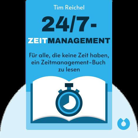24/7-Zeitmanagement by Tim Reichel