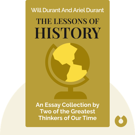 The Lessons of History von Will Durant and Ariel Durant