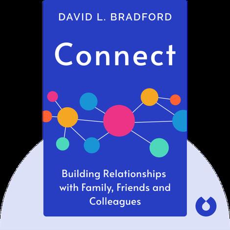 Connect by David Bradford and Carole Robin