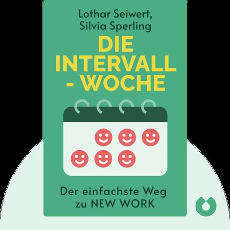 Die Intervall-Woche by Lothar Seiwert & Silvia Sperling